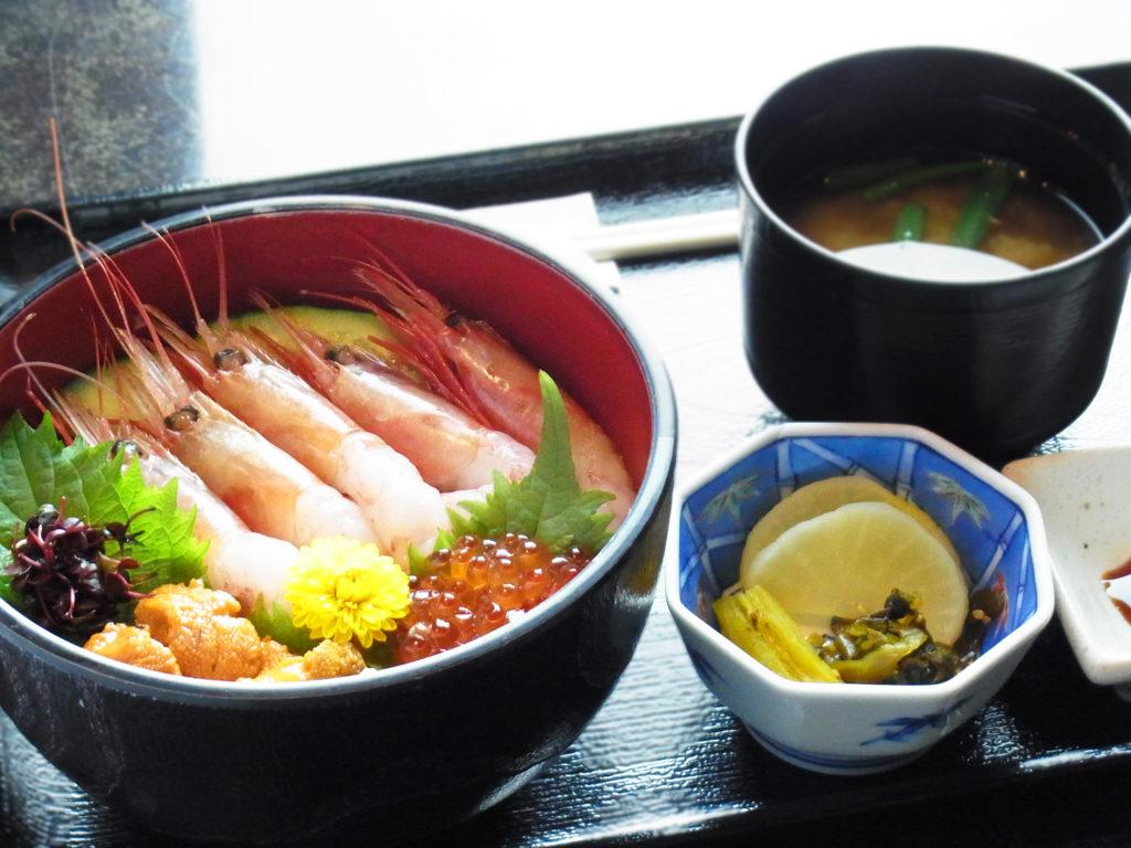 北海丼 2462円