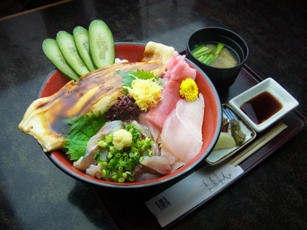 きときと丼 2030円