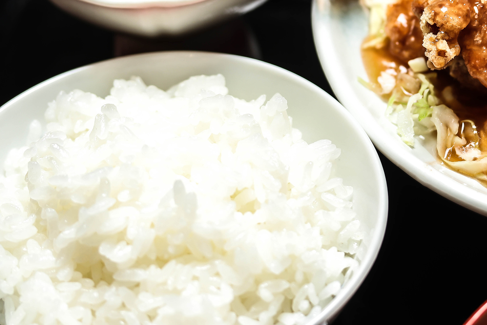 お米が美味しい!
