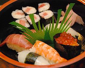 竹寿司・うな正1